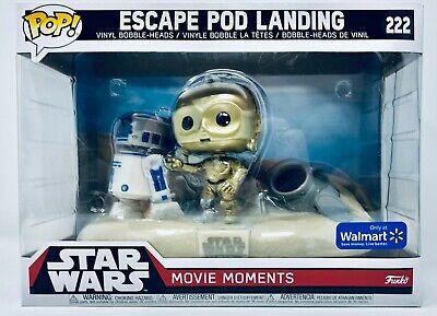 Star Wars Funko Pop Movie Moments (Lot of 5) - #222, #223, #224, #225, #226