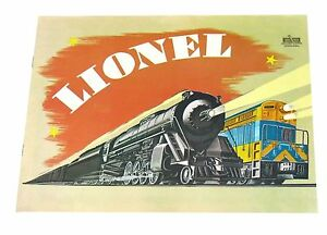 Lionel-1969-Consumer-Train-Catalog-Mint-NOS-Original