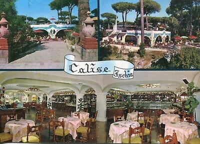 Calise (Alte Postkarte - Calise Ischia)