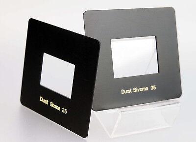 Durst Sivopar 35. Sixma 35 + Sivoma 35 Negativmasken für M605 M670 etc 09557