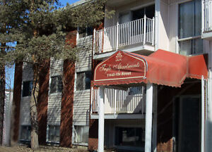 Welcome to Ingle Apartments 11545 - 124 Street