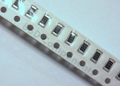 1206 Smdsmt Surface Mount Resistors 1 5 - 20pcs 10 1001k 10k 100k 1m Ohm
