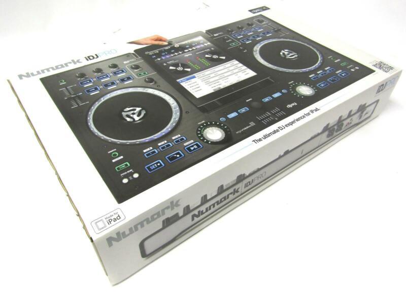 New Numark Premium DJ Controller For IPad | IDJPRO X115