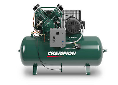 The Best 10 HP Air compressor Compressor 120 Gallon Tank Low Speed Free (Best Stationary Air Compressor)