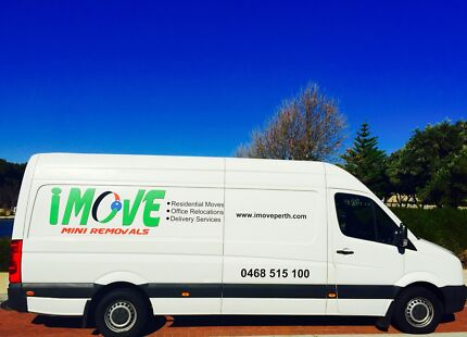 iMove Mini Removals Greenwood Joondalup Area Preview