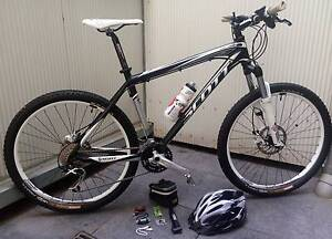 SCOTT SCALE 60 2011 ALUMINIUM MOUNTAIN BIKE + EXTRAS Carlton Melbourne City Preview