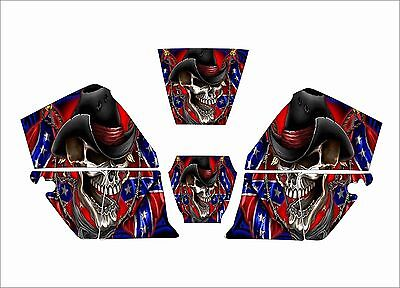 Jackson Wh60 Hsl100 Wf60 W30 40 0744 Nexgen Welding Helmet Decal Sticker Flag I