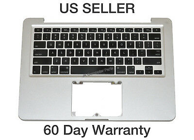 """Apple MacBook Pro 13.3"""" A1278 Mid 2010 Palmrest Assembly w/ Keyboard 661-5858 B for sale  Shipping to India"""