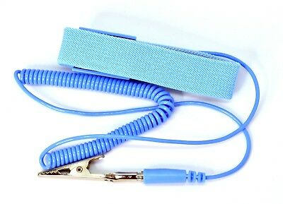 Posh Anti-static Esd Adjustable Strap Antistatic Grounding Bracelet Wrist Band