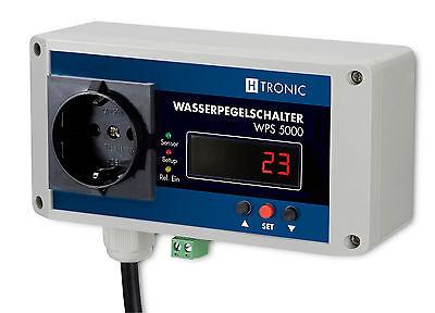 Level Switch Wps 5000, Wasserpegelstände Obeservation! Digital Display