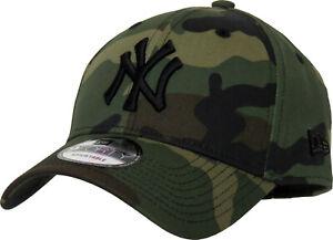 243729b9a65 NY Yankees New Era 940 League Essential Camo Baseball Cap