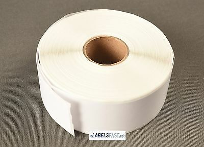 Dymo Compatible Duo 500 Blank Address Labels 30336 Self-adhesive 8 Rolls