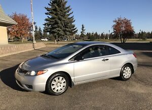 2008 Honda Civic coupe , manual, 173 km!!