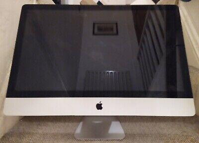 """iMac 27"""" 2009 Core 2 Duo 3.06Ghz, 8GB RAM 2TB HDD, macOS High Sierra"""