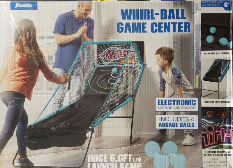 Franklin Whirl-Ball Game Centwr