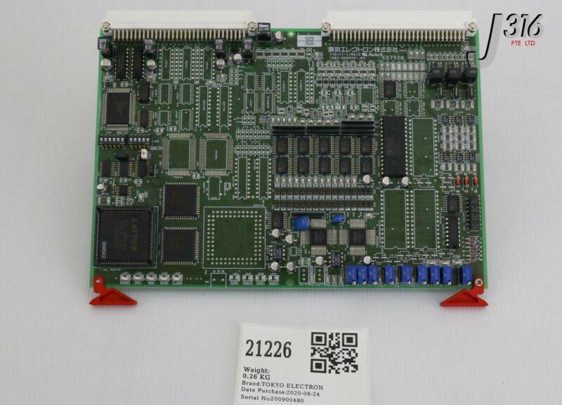 21226 Tel Pcb Tyb111-1/maio Bd Tc Ctlr Unity Iie E67920 (refurb) 1d81-000099-c8