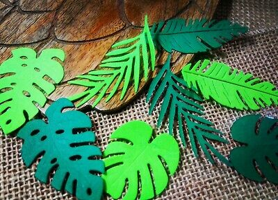 Jungle safari birthday party supplies 30CT Baby Shower Wedding Fern leaf (Jungle Birthday Supplies)