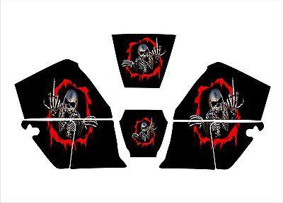Jackson Wh60 Hsl100 Wf60 W30 40 0744 Nexgen Welding Helmet Decal Sticker Finger