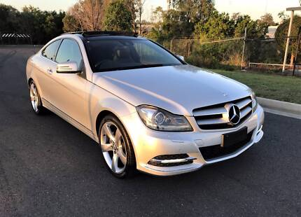 2013 Mercedes-Benz C250 Coupe Darra Brisbane South West Preview