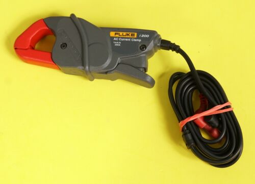Fluke i200 AC Current Clamp 600V AC Voltage 200A AC Current