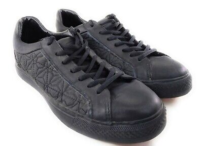 ZARA MAN Mens Black Casual Shoes Size 10.5 EU 43