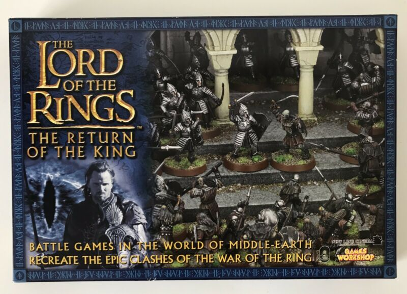 Lord Of The Rings Return Of The King Strategy Battle Game (Games Workshop)