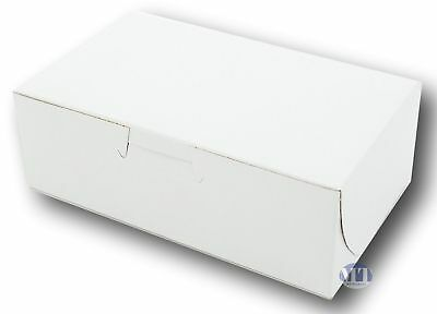 6 14 X 3 34 X 2 18 Paperboard White Bakery Eclair Box Pack Of 15