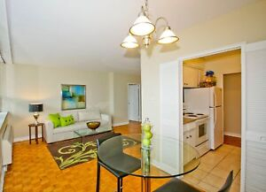 Perfect Western U Locale! Bright-Big-Renovated Suites. Rent Now!