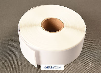 5 Rolls Of 500 Address Labels For Dymo  Labelwriters  30336 White Paypal Postage