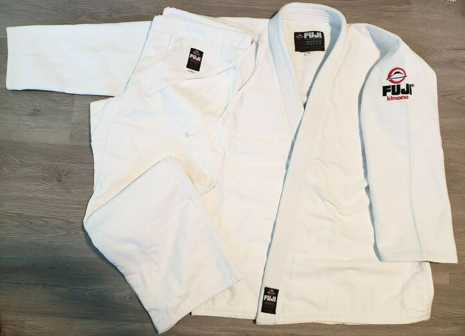 FUJI BJJ GI BRAZILIAN JIU JITSU UNIFORM ALL AROUND