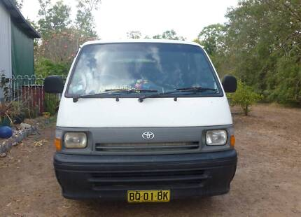 CAMPERVAN TOYOTA HIACE 1993 VERY CHEAP FULLY EQUIPPED Sydney City Inner Sydney Preview