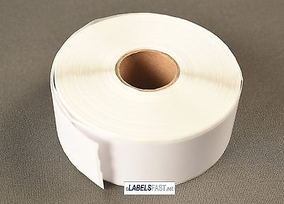 "12 Rolls-Dymo® Compatible 30252 Address Labels 1-1/8"" x 3-1"