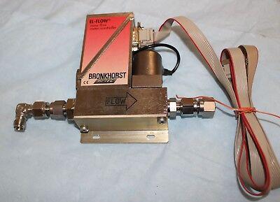 Brunkkorst Hi-tec Mass Flow Metercontroller F-201c-gac-22-v 500mlnmin Ar