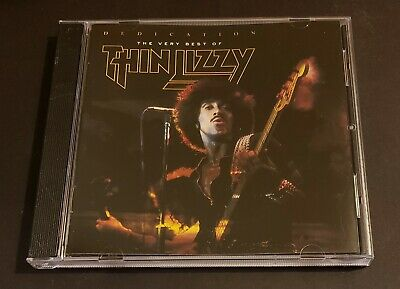THIN LIZZY / DEDICATION / THE VERY BEST OF THIN LIZZY / CD /