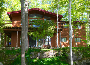 ☼GORGEOUS LAKEFRONT VICEROY CHALET ☼ Only 2wks left