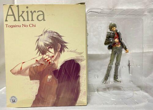 Togainu no Chi : Akira 1/10 Pre-Painted Figure  Kotobukiya 2005