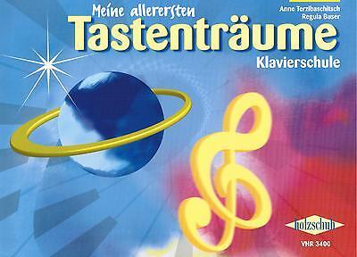 Klavier Noten SCHULE : Meine allerersten Tastenträume 1  Anfänger Kinder VHR3400