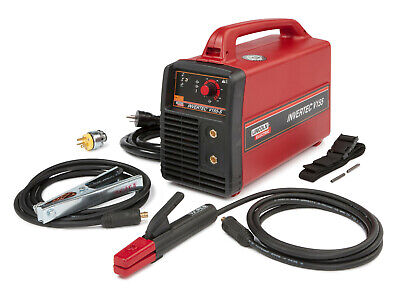 Lincoln Invertec V155-s Stick Welder K2605-1
