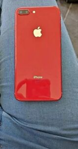 IPHONE 8 PLUS 64GB RED LIMITED EDITION
