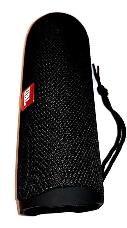 JBL Flip 5 Portable Waterproof Speaker - Midnight Black, Red, Gray