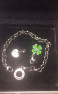 THOMAS SABO bracelet with charms