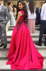 Beautiful one of a kind evening gown