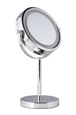 LED Schminkspiegel Make up Spiegel Kosmetikspiegel Beleuchtung 7-fach