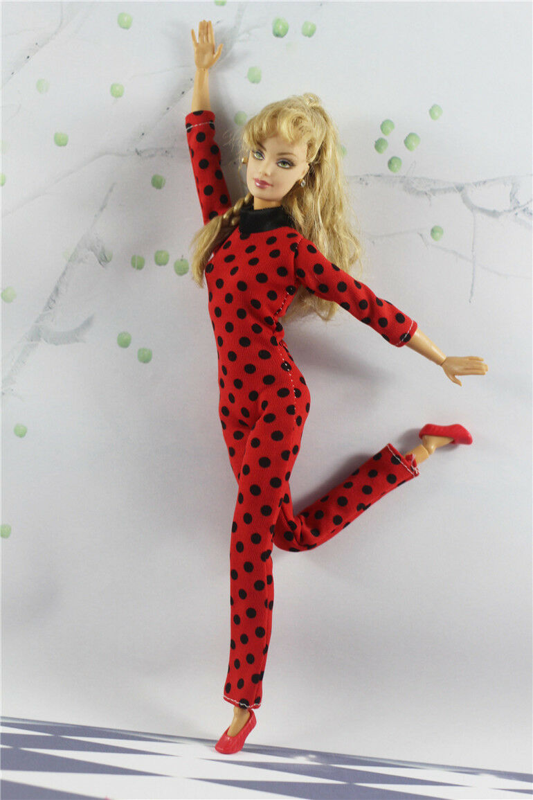 1 PCS Handmade Jumpsuit Clothes/Outfit For Barbie Doll