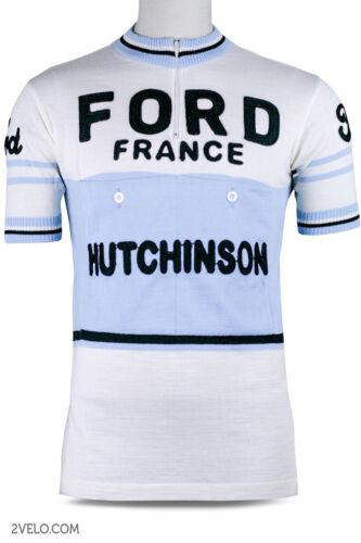 Ford Hutchinson vintage wool jersey, new, never worn XXL