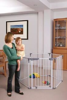 PLAY PEN - LARGE DELUXE METAL
