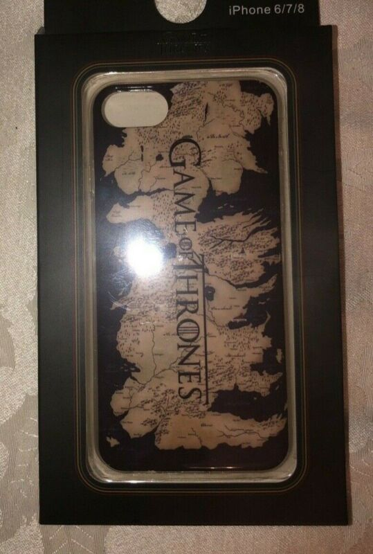Game Thrones/ Ipone Case 6.7.8 / Multicolor/ NEW WITH TAGS