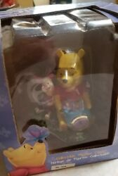 Disney Winnie the Pooh Desk Clock Figure Figurine Statue New