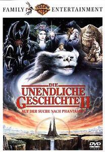 DVD * Die unendliche Geschichte II (2): Auf der Suche nach Phantásien NEU Teil 2