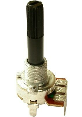 PS4510MA1B Schiebe-Potentiometer 100 kΩ Mono 0.25 W linear 1 St.